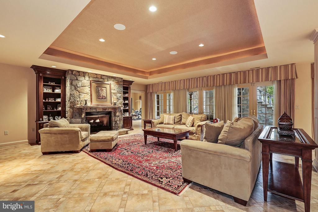 Recreation Room - 896 ALVERMAR RIDGE DR, MCLEAN