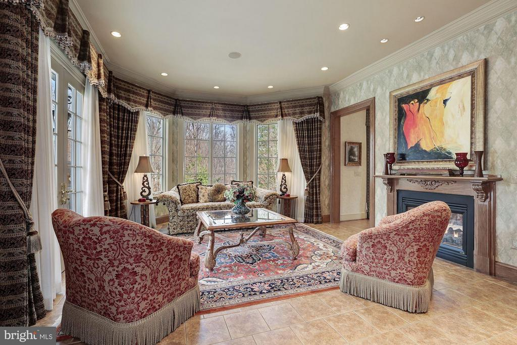 Family Room - 896 ALVERMAR RIDGE DR, MCLEAN