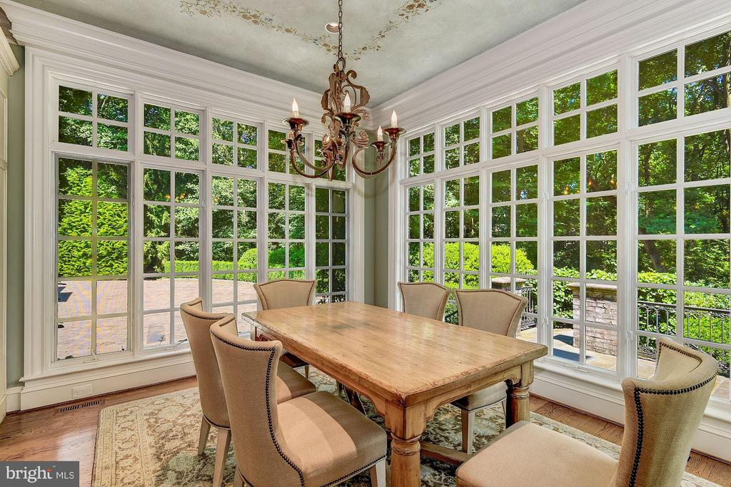 Breakfast Room - 696 BUCKS LN, GREAT FALLS
