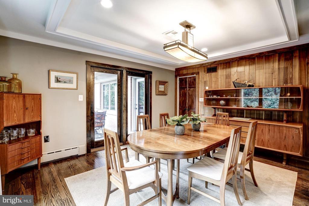 Room for formal dining - 2900 27TH ST N, ARLINGTON