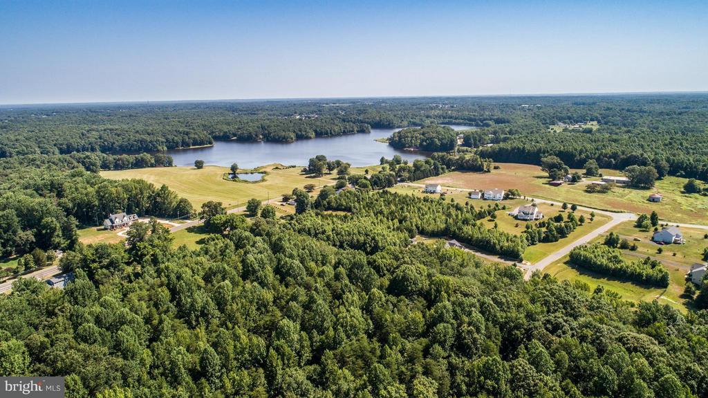 Birds eye view! Easy access to Ni River Reservoir - 10214 DARDEN CT, SPOTSYLVANIA