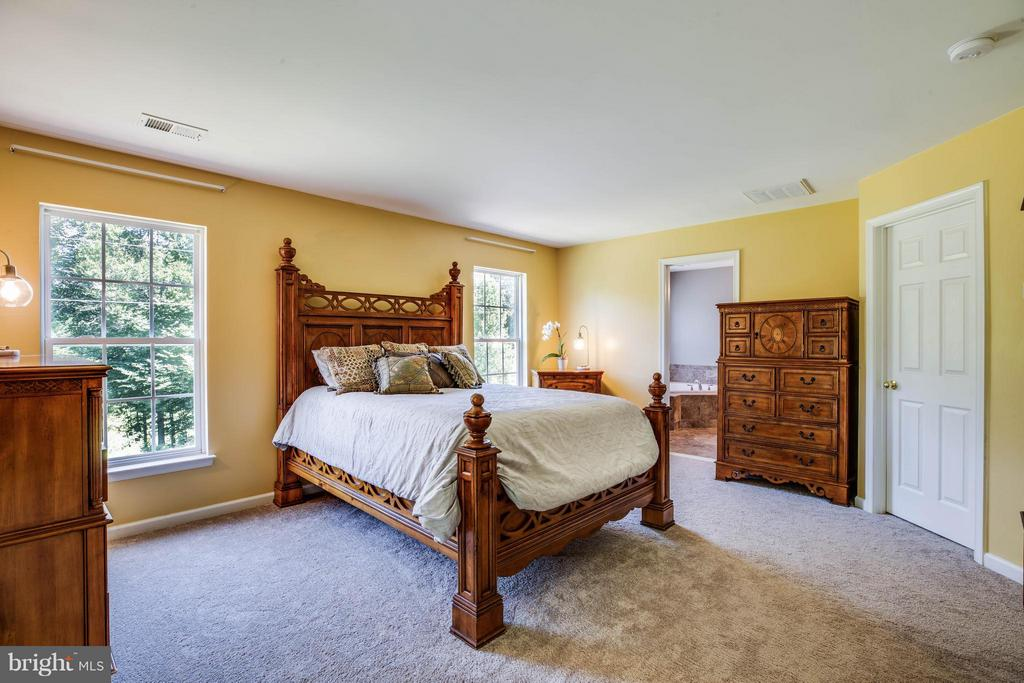 Getaway to the spacious and bright master suite - 10214 DARDEN CT, SPOTSYLVANIA