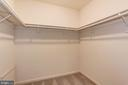 Master Walk-in Closet - 1204 N NELSON ST, ARLINGTON