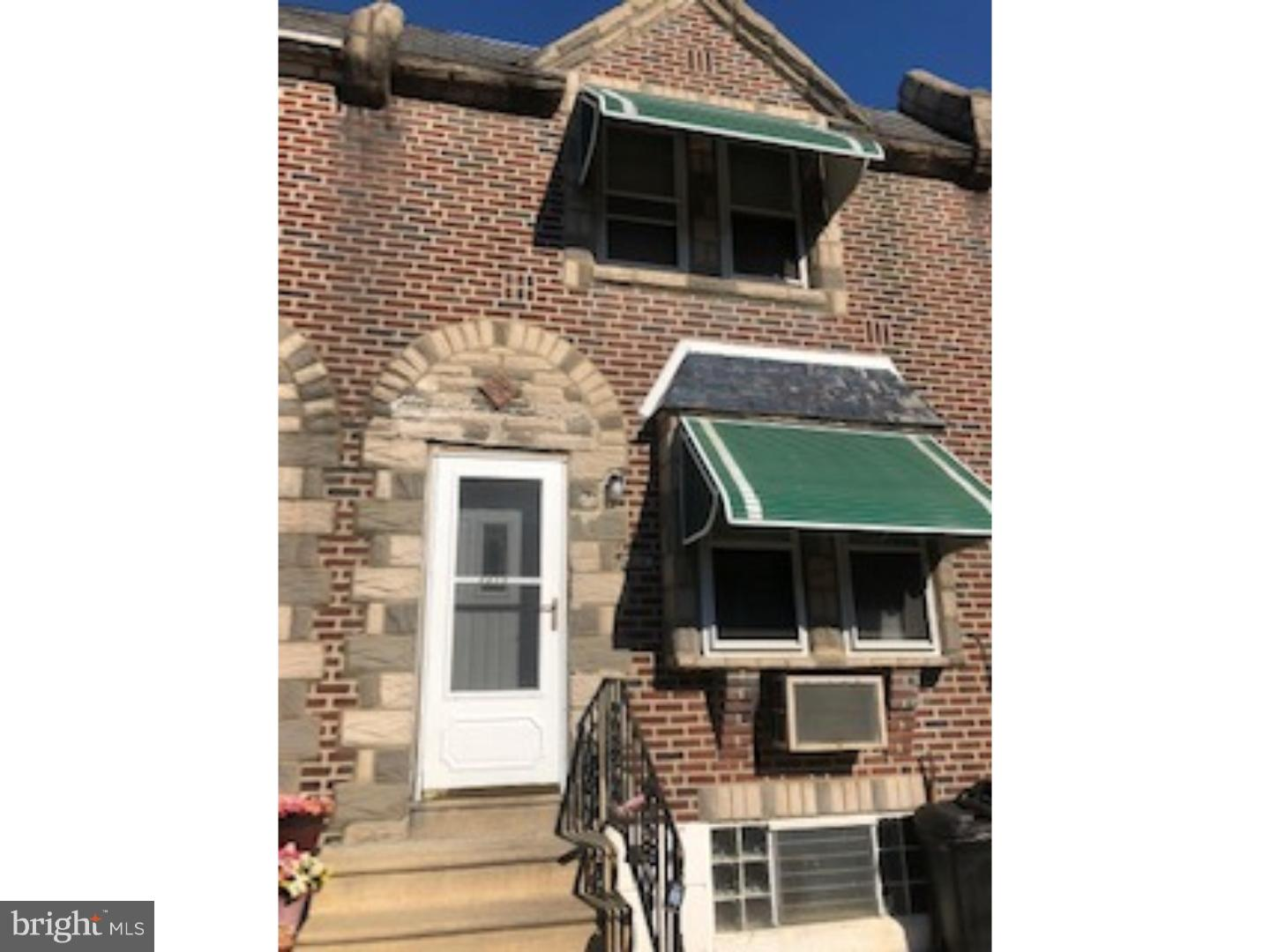 Photo of home for sale at 5410 Valley Street, Philadelphia PA