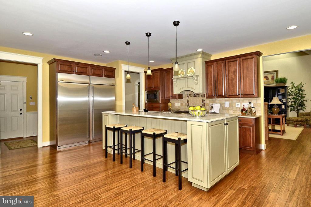 Optional kitchen suggestion - 1506 BEAUX LN, GAMBRILLS