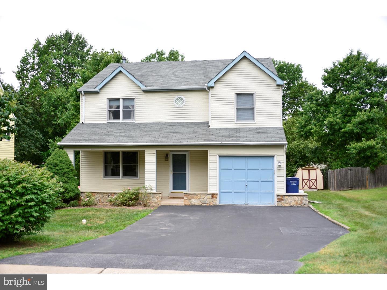 独户住宅 为 出租 在 320 PLEASANT ACRE Drive 安布勒, 宾夕法尼亚州 19002 美国