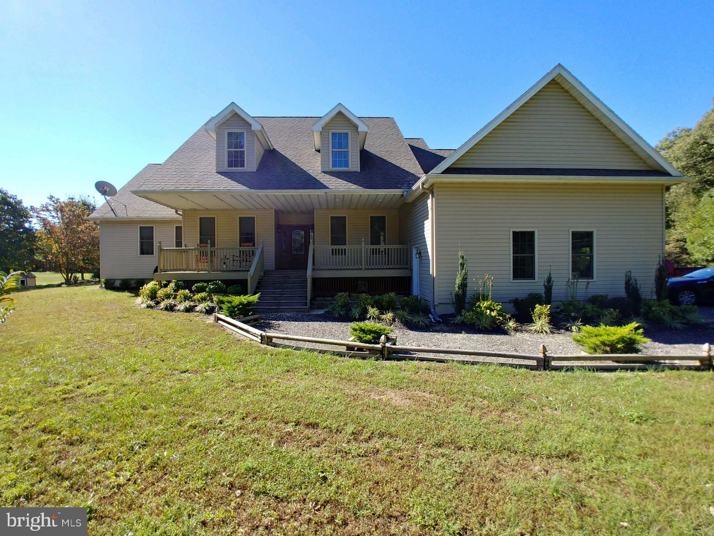 Photo of home for sale at 5022 Miles Creek Road, Trappe MD