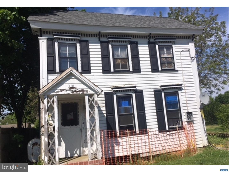 Eensgezinswoning voor Verkoop op 118 W COMMERCE Street Kenton, Delaware 19955 Verenigde Staten