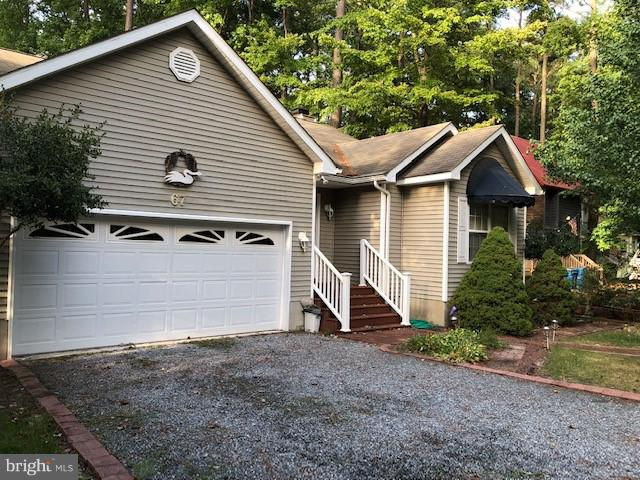 Photo of home for sale at 67 Ocean Parkway Highway, Berlin MD