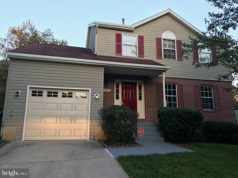 Single Family for Sale at 3107 Lavall Ct Glenarden, Maryland 20774 United States