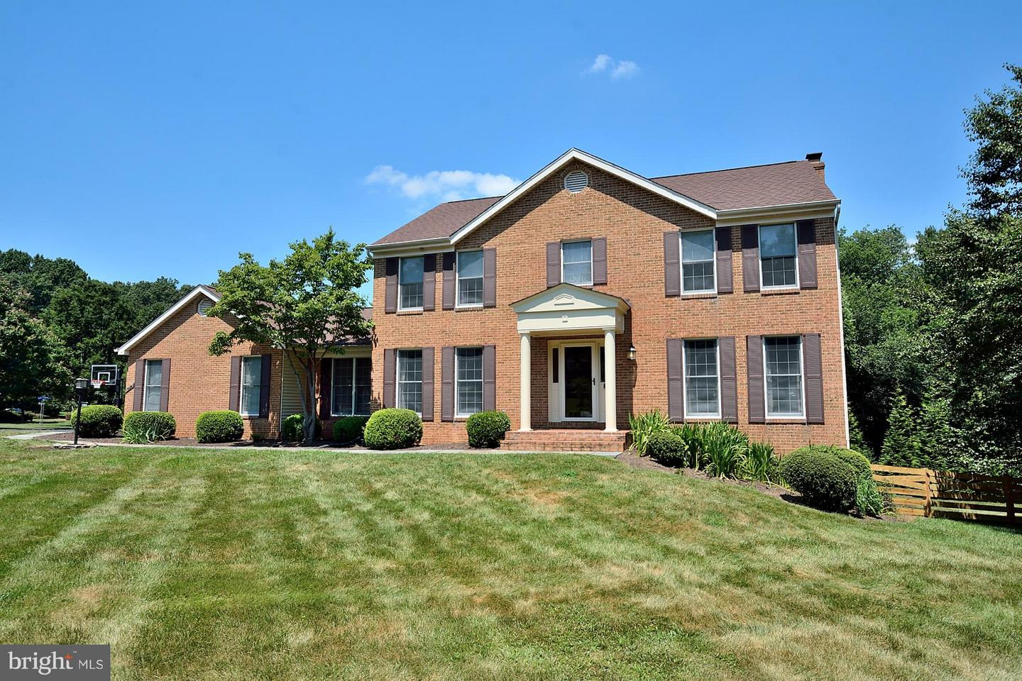 Photo of home for sale at 7409 Rocky Ravine Drive, Fairfax Station VA