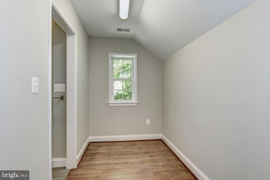Bedroom (Master) WIC - 3235 VALLEY LN, FALLS CHURCH