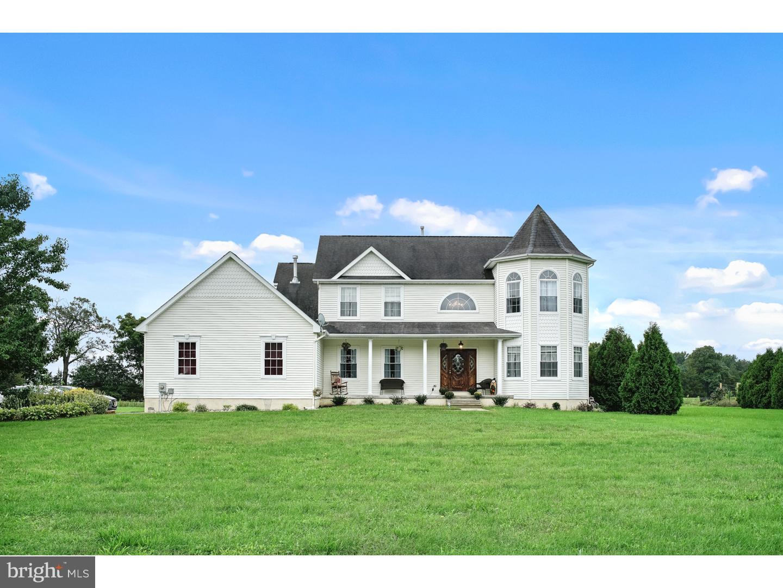 Частный односемейный дом для того Продажа на 18 ISLAND Road Monroeville, Нью-Джерси 08343 Соединенные Штаты