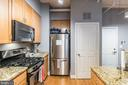 Kitchen - 1201 GARFIELD ST #210, ARLINGTON