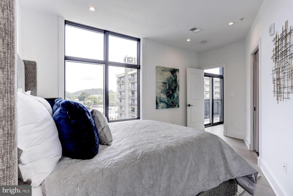 Bedroom - 1402 H ST NE #503, WASHINGTON
