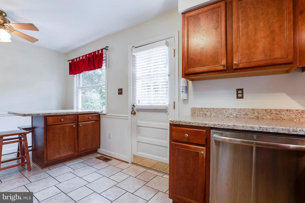 Kitchen - 2516 LINWOOD LN, WOODBRIDGE
