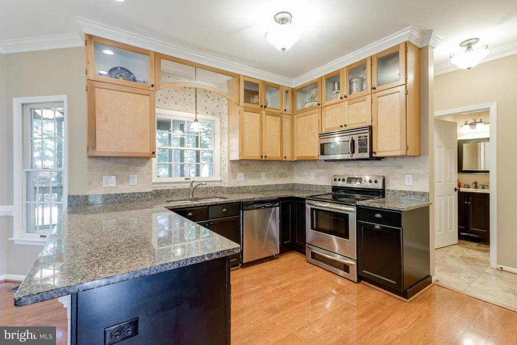 Kitchen - 6410 PROSPECT ST, FREDERICKSBURG