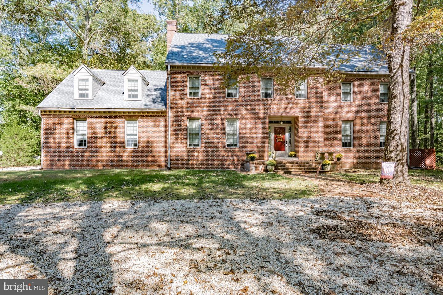 Single Family for Sale at 12528 Woodford Rd Woodford, Virginia 22580 United States
