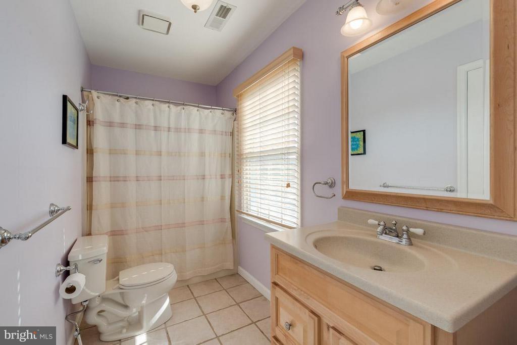 Bathroom for Bedroom 1 - 6410 PROSPECT ST, FREDERICKSBURG