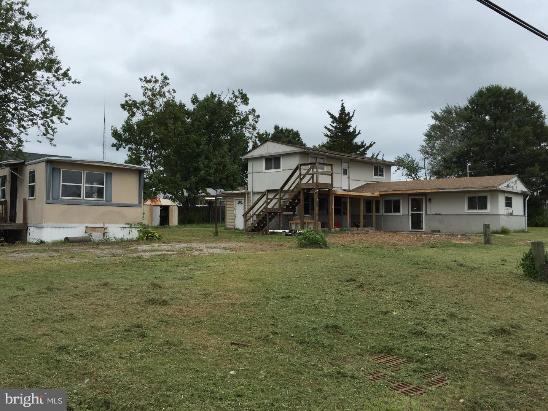Частный односемейный дом для того Продажа на 870 DOWNE Avenue Fortescue, Нью-Джерси 08321 Соединенные Штаты