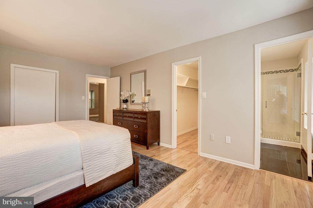 Master Bedroom (4 of 4) - 600 ARMISTEAD ST N, ALEXANDRIA
