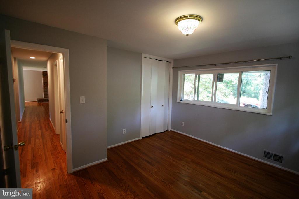 Bedroom (Master) - 4136 WATKINS TRL, ANNANDALE