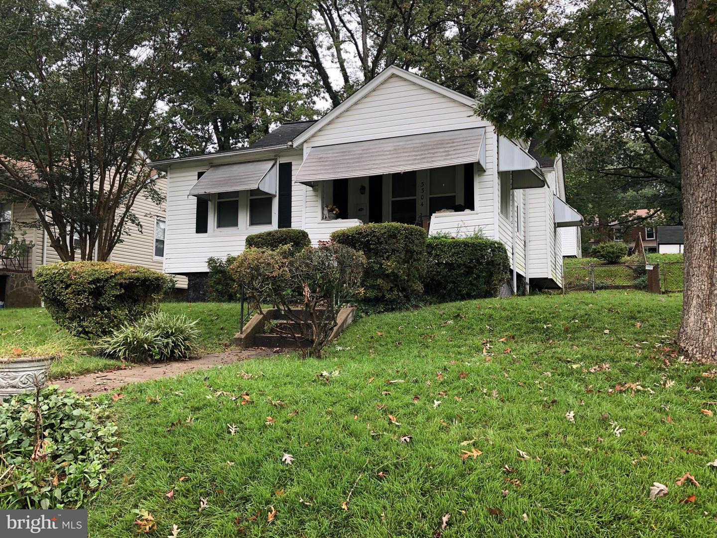Photo of home for sale at 3304 Parkington Avenue, Baltimore MD