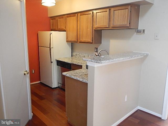 Kitchen - 10811 AMHERST AVE #C, SILVER SPRING