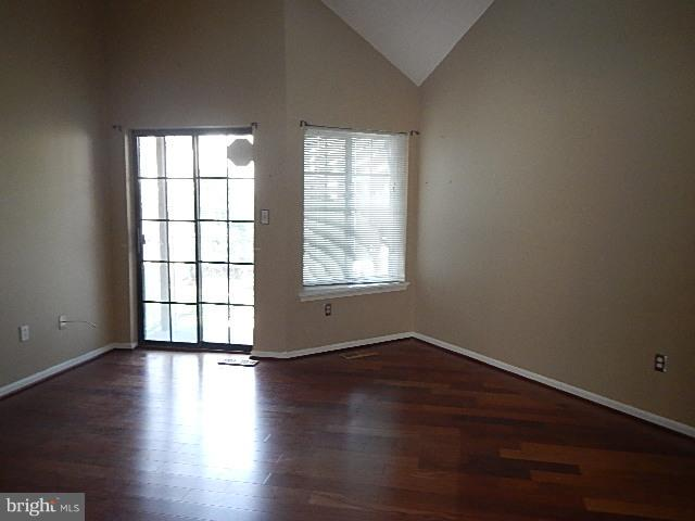 Living Room - 10811 AMHERST AVE #C, SILVER SPRING
