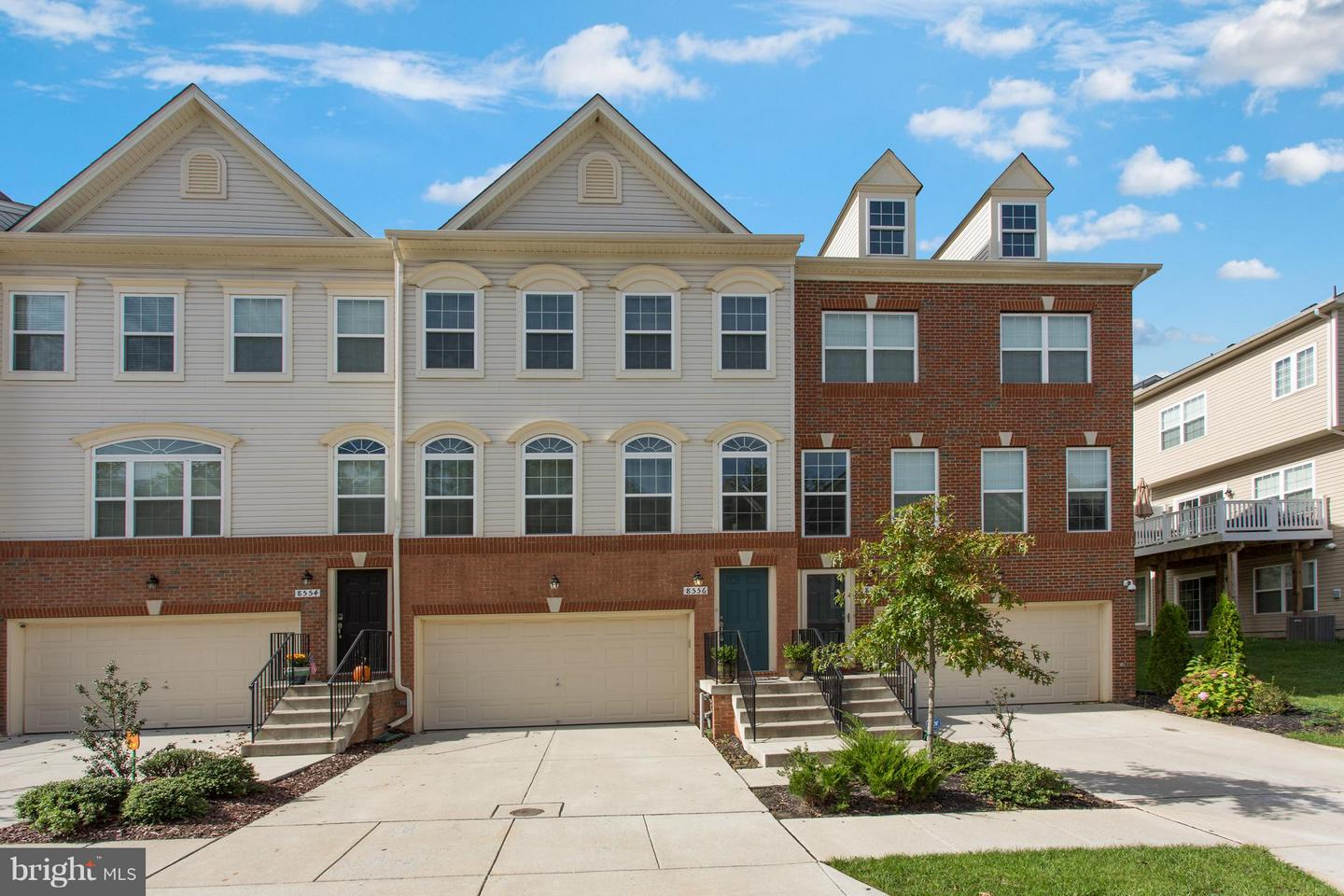 Photo of home for sale at 8556 Crooked Tree Lane, Laurel MD