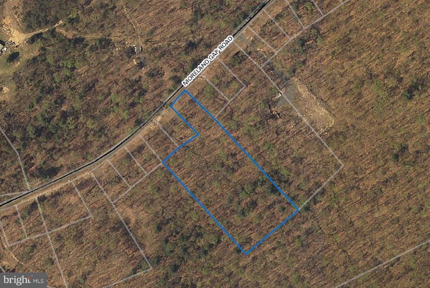 Land for Sale at Moreland Gap Rd New Market, Virginia 22844 United States
