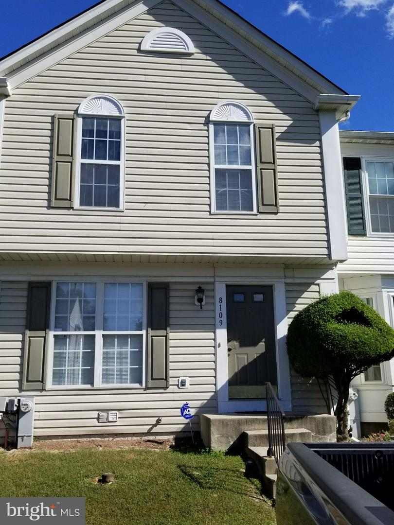 Photo of home for sale at 8109 Fruitful Court, Glen Burnie MD