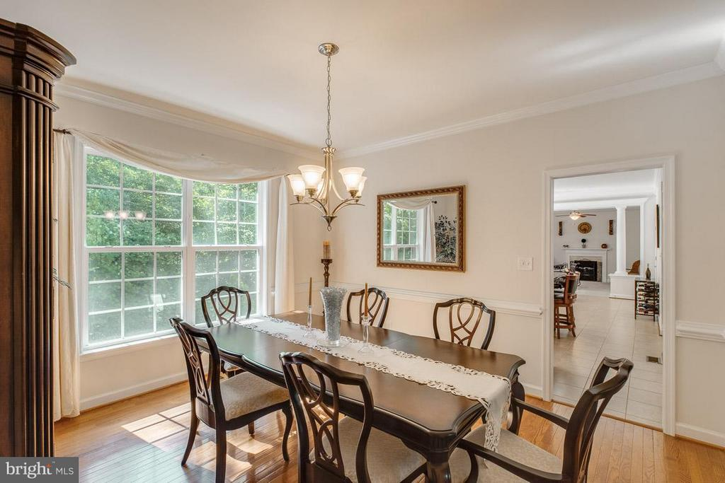 Dining Room - 51 MAPLEWOOD DR, STAFFORD