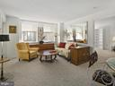 Living Room - 900 TAYLOR ST #620, ARLINGTON