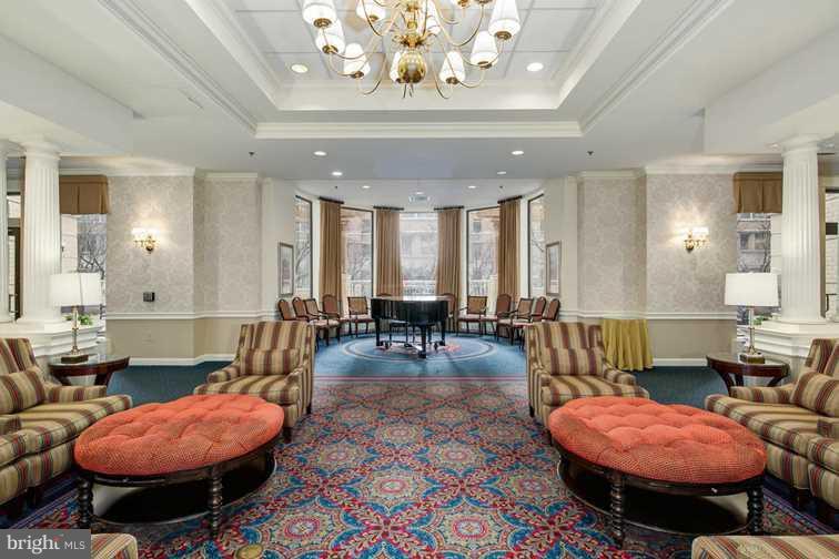 Lobby - 900 TAYLOR ST #810, ARLINGTON