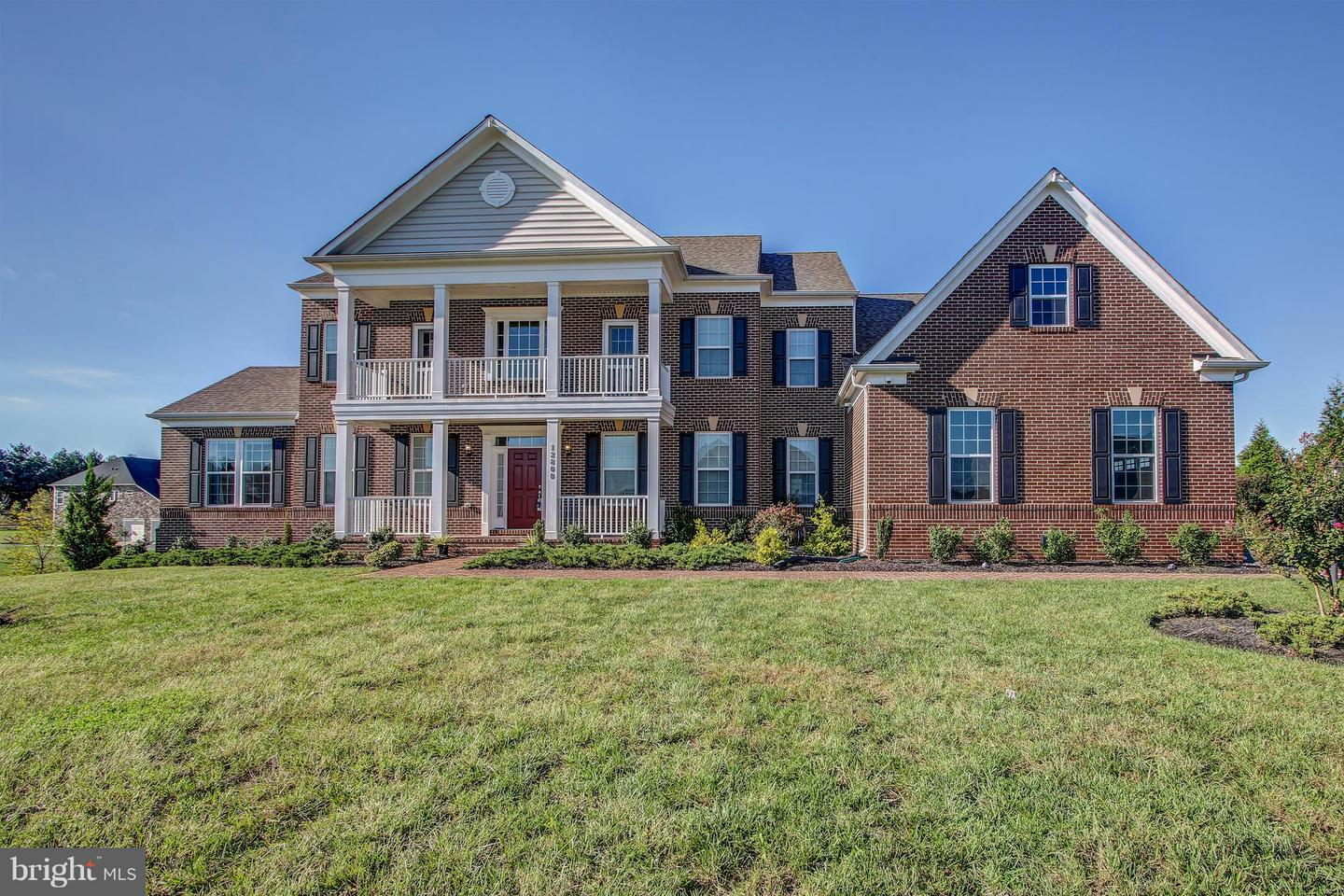 Single Family for Sale at 12800 Gristmill Ln Bowie, Maryland 20721 United States