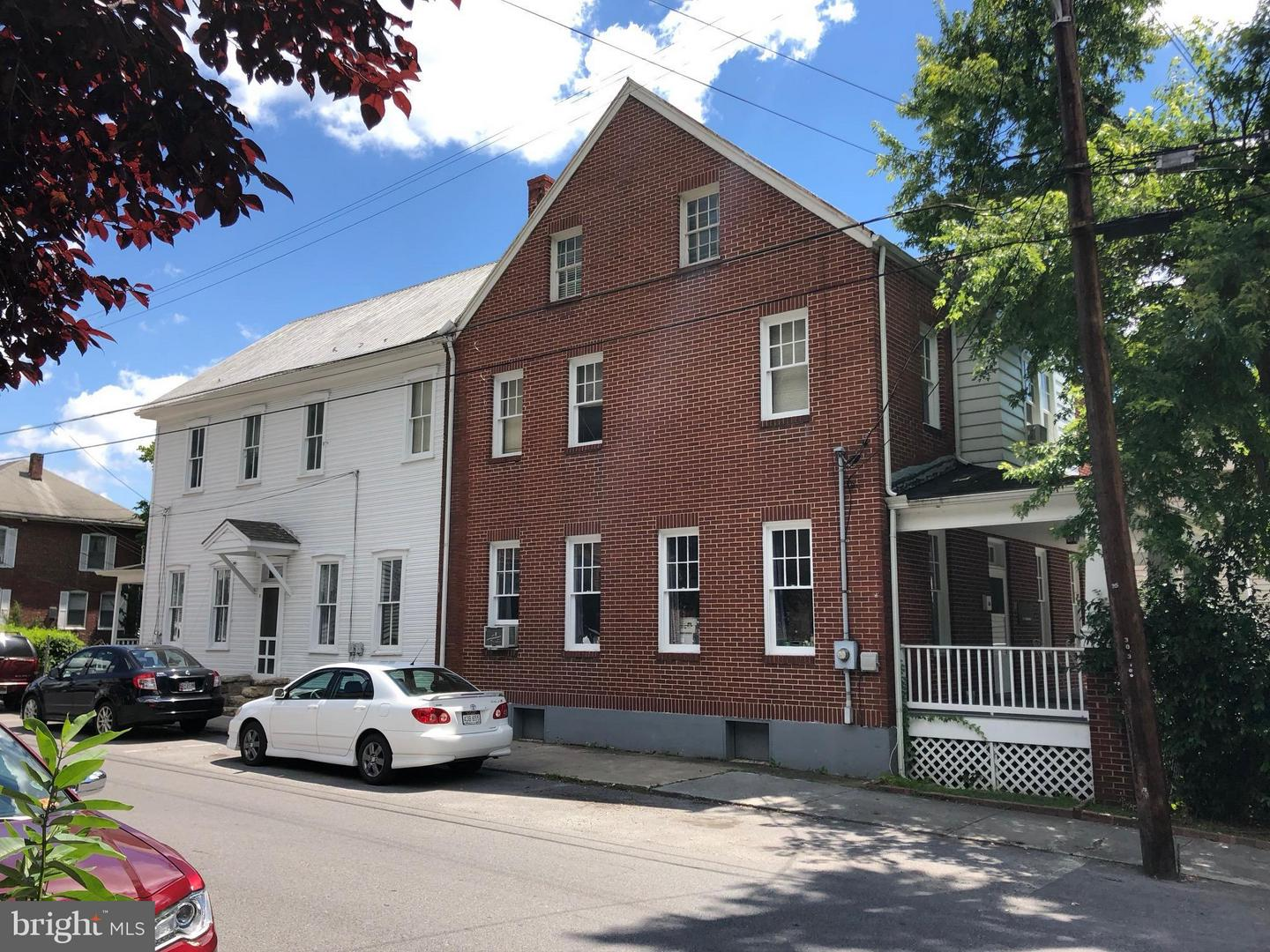 Single Family for Sale at 31 Congress St Berkeley Springs, West Virginia 25411 United States