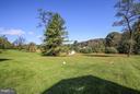 Verdant Back yard view - 4610 MOCKINGBIRD LN, FREDERICK