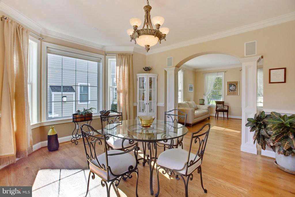 Elegant Dining Room - 4610 MOCKINGBIRD LN, FREDERICK