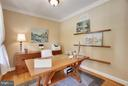 Home Office - 4610 MOCKINGBIRD LN, FREDERICK