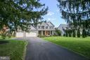View from the street - 4610 MOCKINGBIRD LN, FREDERICK
