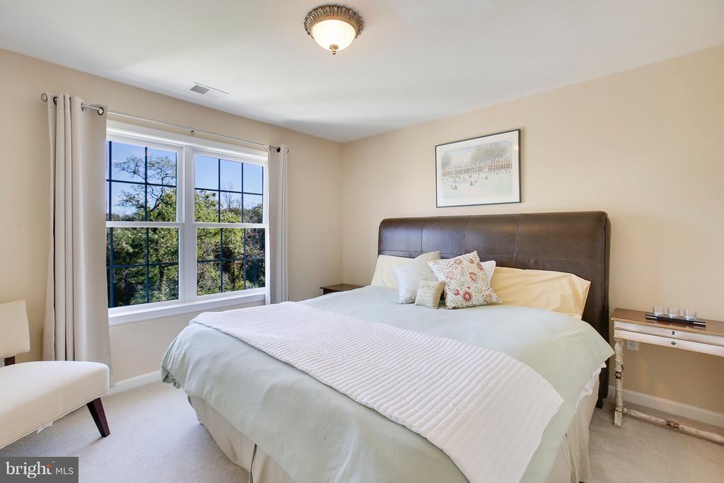 Third Bedroom w/ King size bed - 4610 MOCKINGBIRD LN, FREDERICK