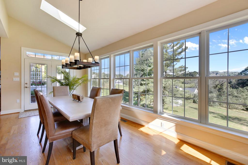 Expansive views and access to deck - 4610 MOCKINGBIRD LN, FREDERICK