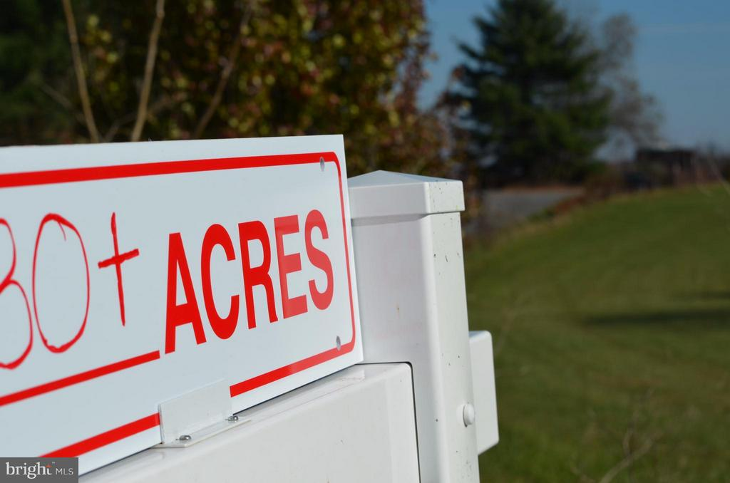 2 piesces being sold together (30Acres + 10 acres) - 7115 DAMASCUS RD, GAITHERSBURG