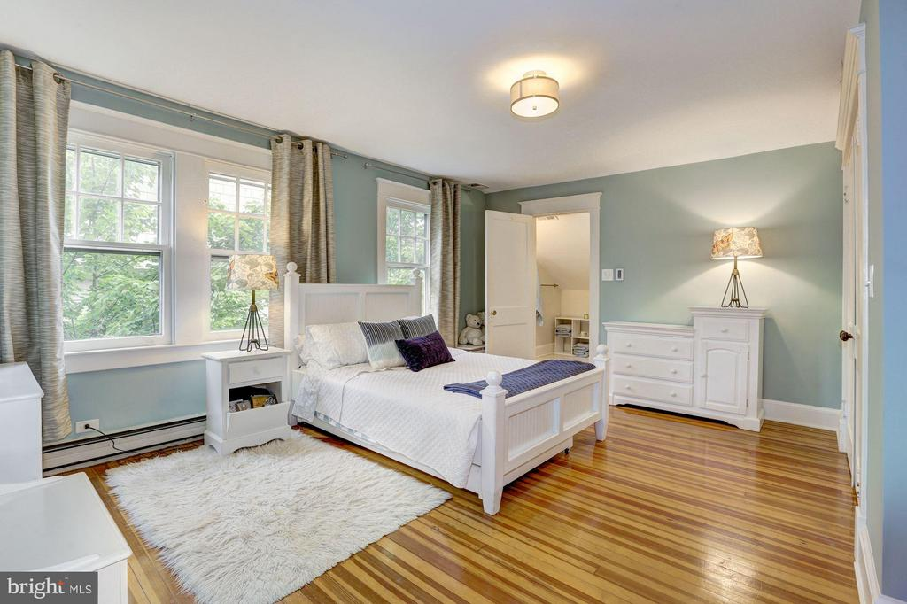 Bedroom - 209 N FILLMORE ST, ARLINGTON