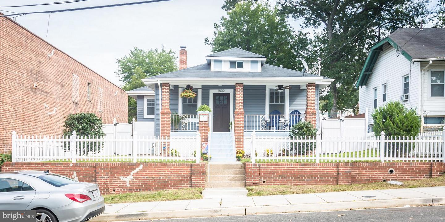 Single Family for Sale at 1802 24th Pl SE Washington, District Of Columbia 20020 United States