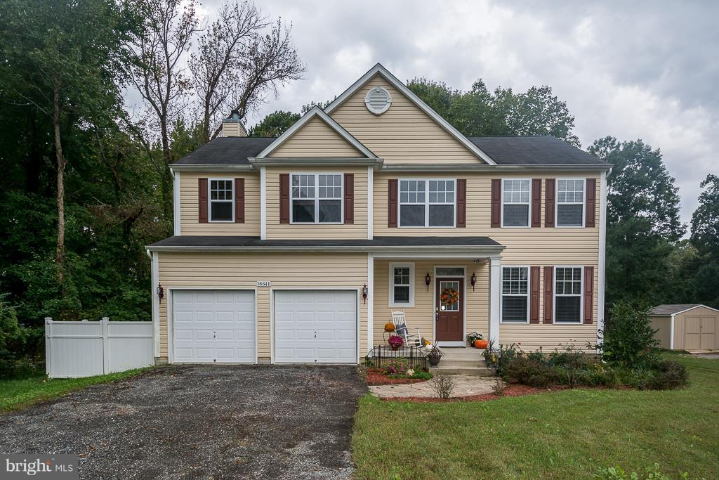 Single Family for Sale at 16641 Three Notch Rd Ridge, Maryland 20680 United States