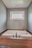 Wood soaking tub - 506 NORWOOD ST, ARLINGTON