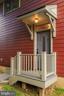 Exterior (Rear) - 506 NORWOOD ST, ARLINGTON