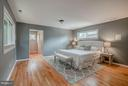 Master Bedroom Retreat - 506 NORWOOD ST, ARLINGTON